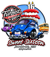 funfest for air cooled vw sweet sixteen funfest for air cooled vw thank you
