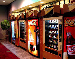 How Many Vending Machines In The Us Cool USA Technologies Finds More Going Cashless At Vending Machines And