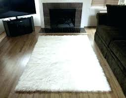 sheepskin area rug faux fur area rug faux sheepskin area rug white super plush white faux sheepskin area rug 6 colors faux
