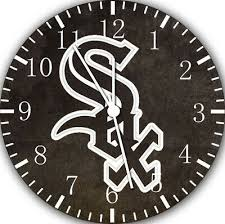 chicago white sox wall clock nice for gift or home office wall decor f53