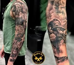 Fd9e80de2 Gladiator Sleeve Tattoo Vietkoincom
