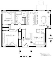 Small Picture House plan W3152 BH detail from DrummondHousePlanscom