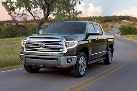 2012 Tundra Towing Capacity Chart 2018 Toyota Tundra Vs 2018 Chevrolet Silverado Which Is