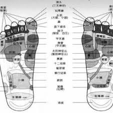 Foot Chinese Medicine Chart Pdf Traditional Chinese Medicine Taichi