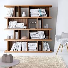 Office bookshelf design Interior The Mid Century Design Of The Elias Bookshelf Combines Visual Appeal With Practical Storage Capabilities Nepinetworkorg Office Bookshelf Design Home Design Home Design