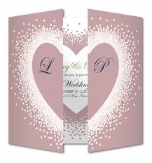 wedding invitations with hearts heart wedding invitations wedding invitation crystal heart planet