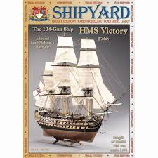 pirate ship cardboard cutout luxury hms victory royal navy 104 first rate ship cardboard paper