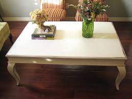 Bunch Ideas Of Retro White Coffee Table Also Decoration