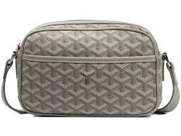 goyard chevron sac capvert grey
