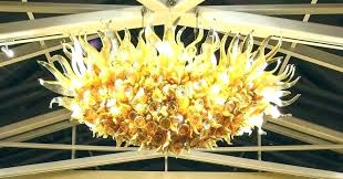 chihuly chandelier for chandeliers for chandelier for chandelier amber and new oak by