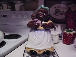 How To Decorate A Cookie Jar Antique Vintage Cookie Jars Aunt Jemima Kitchen Decor 100 92
