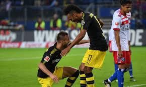 Прогноз на матч боруссия дортмунд гамбург