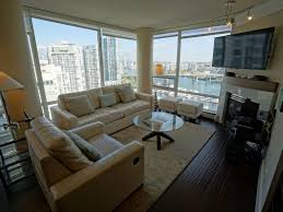 modern vancouver furnished al apartment downtown