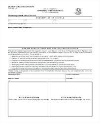 Maintenance Report Template Free Vehicle Report Templates Doc Premium Maintenance