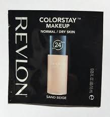 image is loading 50 revlon foundation sachets 1 5ml colorstay cosmetic