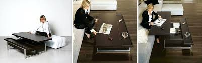 coffee table converts to table beautiful woman coffee table desk convertible  interior design furniture living room
