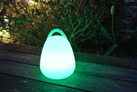 Tafellamp Led Buiten Staande Lamp Wit Buitenlamp Zonne Bol Lucide