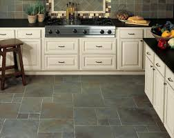 Porcelain Tile Flooring For Kitchen Porcelain Tile Continental Slate Series Green Colors And