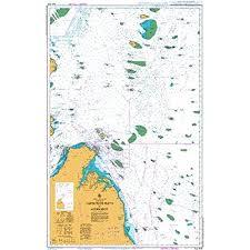 British Admiralty Australian Nautical Chart 839 Cairncross