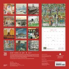 new york in art 2017 wall calendar the metropolitan museum of art 9781419721748 amazon books on new york in art wall calendar 2017 with new york in art 2017 wall calendar the metropolitan museum of art