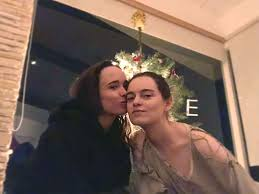 Ellen page and emma portner were married for less than three years. Elliot Page And Estranged Wife Emma Portner Separated Months Before Announcing Plans To Divorce People Com