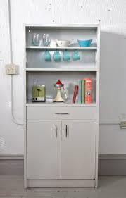 unique antique metal kitchen cabinet taste