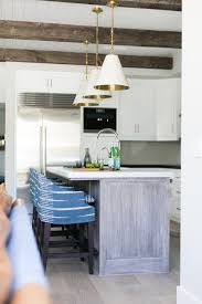 home bunch also used these same pendants in this gorgeous kitchen below