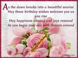 Birthday Wishes For Best Friend Female Quotes New Birthday Wishes By Time Of The Day