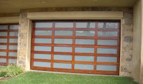 clear glass garage door. Glass Garage Doors \u2013 Mahogany Frames White Laminate Glass. Permalink Clear Door
