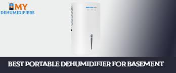 best portable dehumidifier for basement