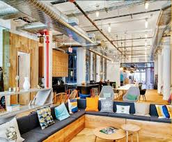 city center office spacejpg. An Example, In New York City, Of Co-working Space. (Image Provided By The Instant Group.) City Center Office Spacejpg