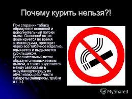 Презентация на тему Реферат на тему Курение Курить вредно А  3 Почему курить нельзя