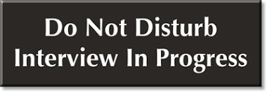 Do Not Disturb Meeting In Progress Sign Do Not Disturb Sliding Signs Do Not Disturb Sign Barricades
