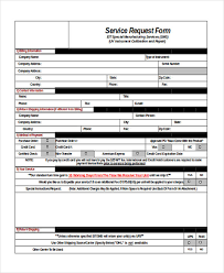 Requisition Form Example Enchanting Request Form In Excel