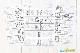 Free to download and print. Free Printable Alphabet Bracelets