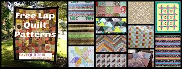 Free Throw and Lap Quilt Patterns | FaveQuilts.com & Free Lap Quilt Patterns Adamdwight.com
