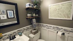 Renovation Rescue Small Bathroom On A Budget Better Homes Gardens Inspiration Small Bathroom Remodel
