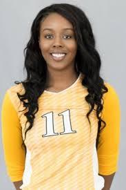 Bria Moore - 2016 - Women's Volleyball - Xavier University of ...