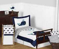 whale toddler bedding collection enlarge