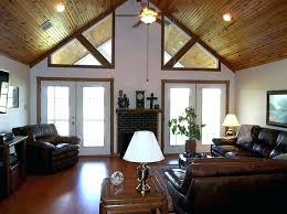 recessed lighting in vaulted ceiling. Recessed Lighting Vaulted Ceiling In Living . C