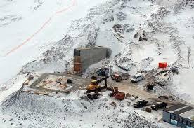 انبار بذر قطب شمال