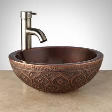 copper vessel sinks. Interesting Vessel 4 Intended Copper Vessel Sinks E