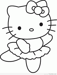 http://timykids.com/free-hello-kitty-color-pages.html | Colorings ...