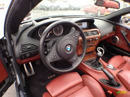 2007 BMW M6 Convertible Indianapolis Red Dashboard Photo #61666068 ...