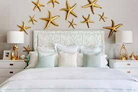 gray and gold bedroom with mint green bedding