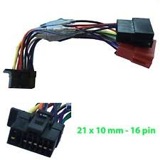 sony 8 in car audio video installation sony iso wiring harness adapter loom plug lead cdx g3150up dsx a40ui dsx