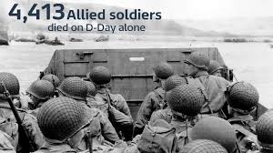 D Day In Numbers The Remarkable Statistics Behind The