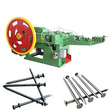 china steel wire nail making machine