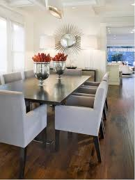 dining room chairs homesense. trendy dark wood floor dining room photo in san francisco with white walls chairs homesense r