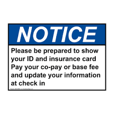 Please Insurance Id Be Your To Show Prepared And Sign Ane-33960 Ansi